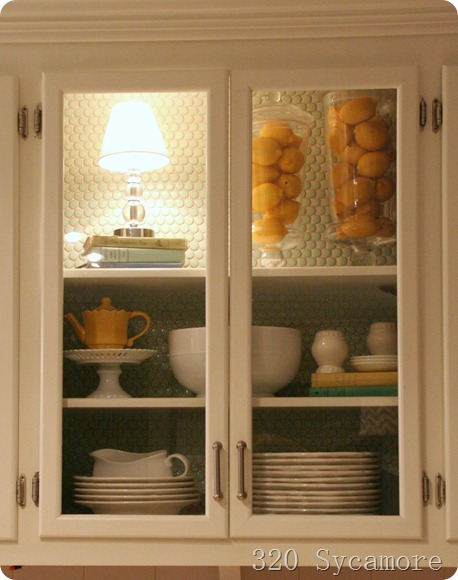 glass doors for the kitchen cabinet 320