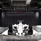 Williams FW36 F1 car launch pictures