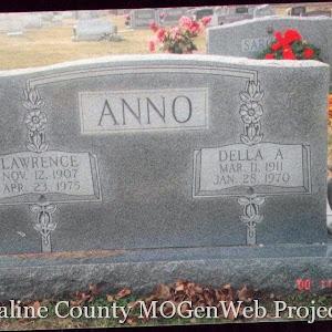 Lawrence and Della Anno