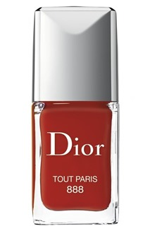 Dior Colour Icons Gel Shine & Long Wear Nail Lacquer in Tout Paris $25.00