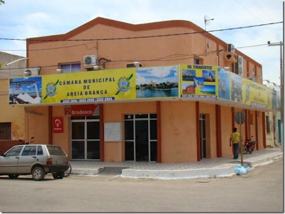 CÂMARA MUNICIPAL DE AREIA BRANCA VOLTARÁ A TER 11 VEREADORES