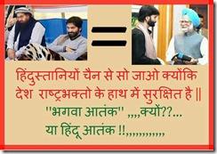 PM or Terrorist