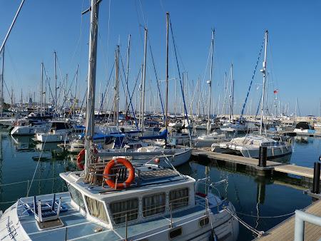Imagini Cipru: Portul turistic Larnaca