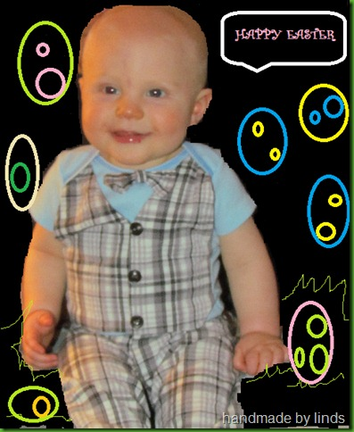 Eli's first Easter 022