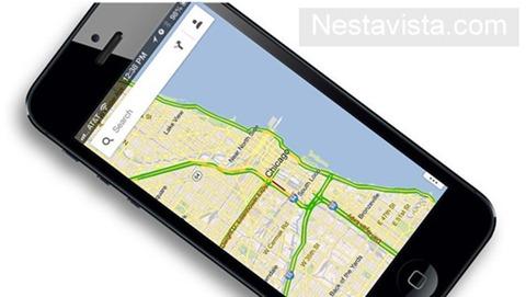 Google Maps supera las 10 millones de descargas desde iPhone