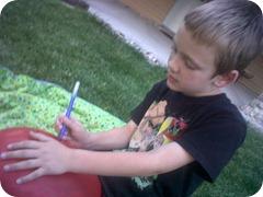 Justin.balloon