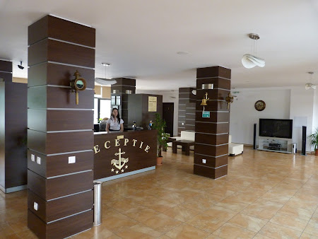 Cazare Mehedinti: Hotel Ancora receptie