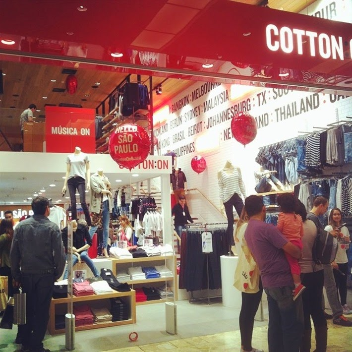cotton on sao paulo 1