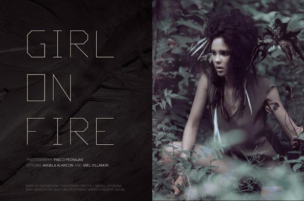 Catriona Gray Mega Magazine April 2012-01