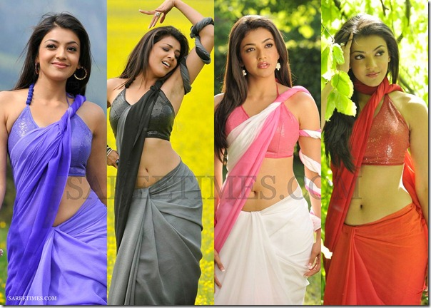 Kajal_Agarwal_Saree_Designs