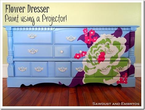 Flower Dresser