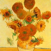 Los Girasoles. Van Gogh