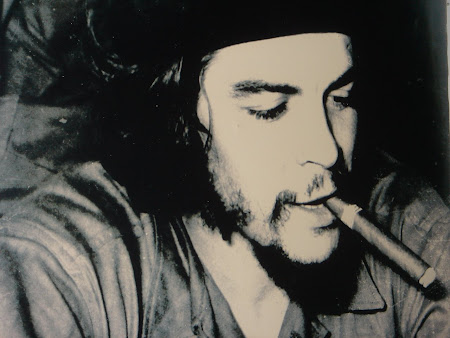 Che Guevara, the hero of Cuba