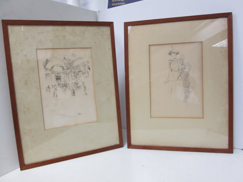 Vintaga/Victorian Lithographs Lot 2