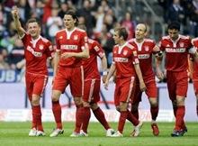 Bayern Munich enfrenta a VfJ Bochum, por DFB Pokal