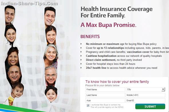 max bupa insurance coverage