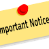 GTU Important Notification regarding Postponed of written exam held on 15.03.2014