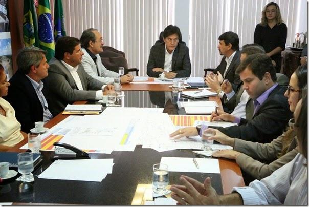 30.01 Reunião para apresentar plano emergencial de combate à seca - Foto Demis Roussos2
