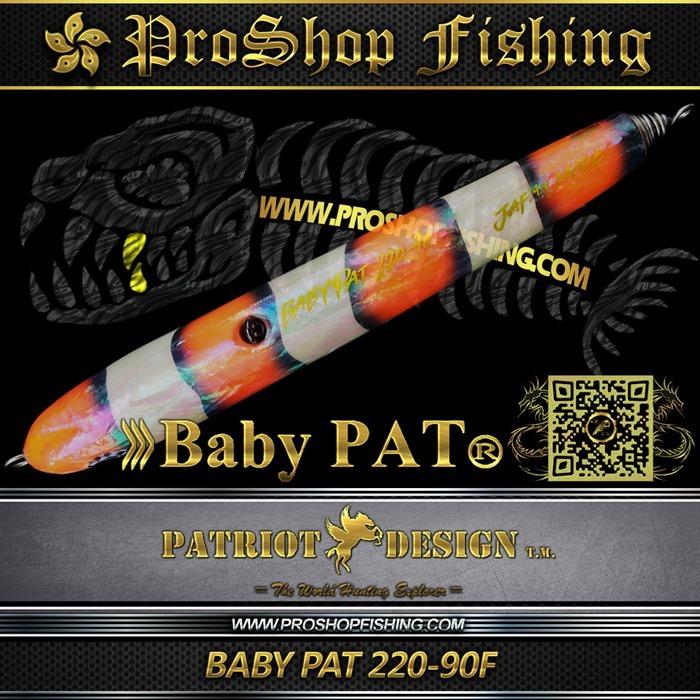 PATRIOT DESIGN BABY PAT 220-90F.4