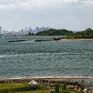 Georges Island in Boston