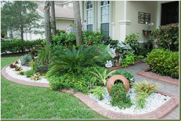 Landscaping Trees Regina : Southeast florida garden evolvement my two years later