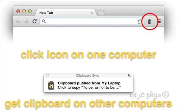 Clipboard Sync
