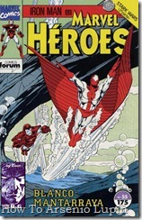 P00043 - Marvel Heroes #55