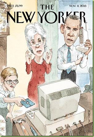 new yourker mocks obamacare website