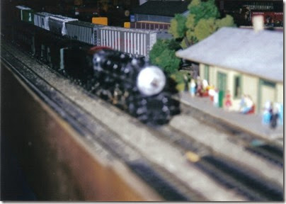 20 LK&R Layout at the Triangle Mall in February 2000