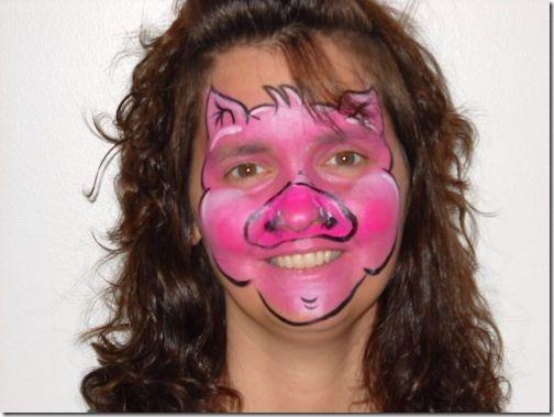 maquillaje de cerdo (9)