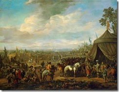 Lingelbach,_Johannes_-_Flemish_Town_Sieged_by_the_Spanish_Soldiers_-_c._1674