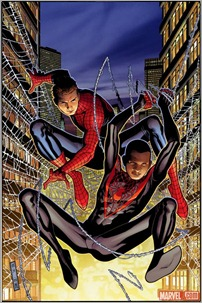 Spider-Men city