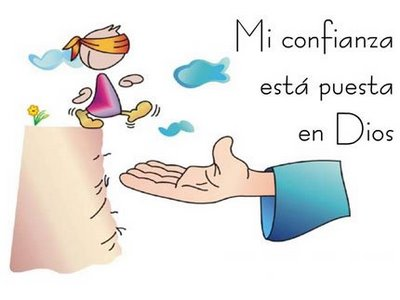 Mi confianza este en ti