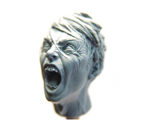 Zombie%20Teen Sculptures by Adam Beane