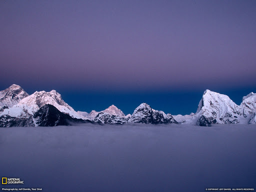 Mount Everest Beautiful Landscape Photos