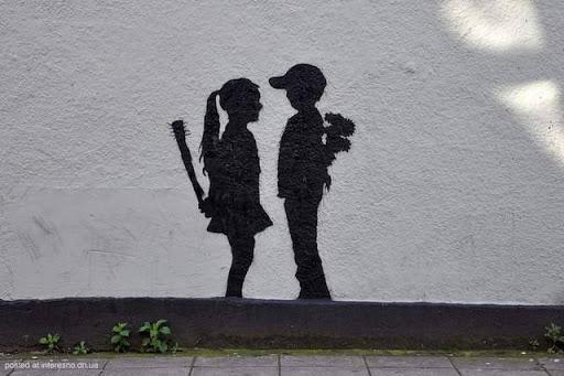19risunki Bristol Graffiti Street Art