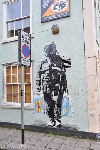1risunki Bristol Graffiti Street Art
