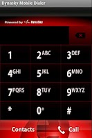 Screenshot of Dynasky Mobile Dialer
