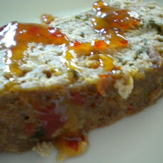 Sweet and Spicy Turkey Loaf