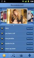 Screenshot of i Share ringtone wallpaper HD
