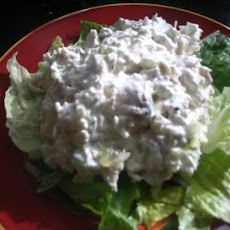 Sour Cream-Tarragon Chicken Salad