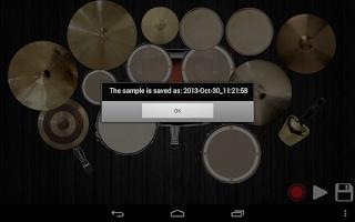 Screenshot of Drums Pro