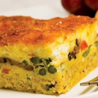 Soy Milk Quiche Recipes