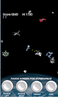 Screenshot of Space Junk & Asteroid Blaster