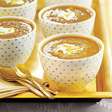 Butternut Squash-Apple Soup