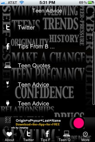 Teen Advice Quotes