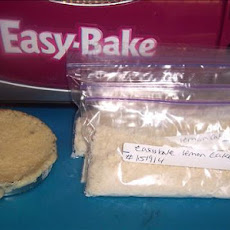 Easy Bake Oven Lemon Cake Mix