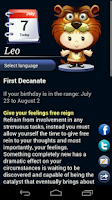 Screenshot of Horoscope HD Pro