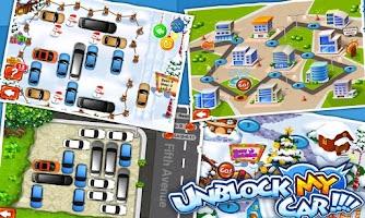 Screenshot of Unblock My Car