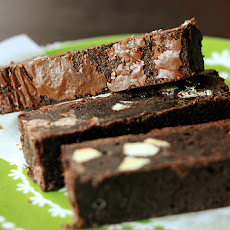 Triple Chocolate Stout Beer Brownies